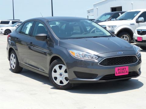 New Ford Focus S