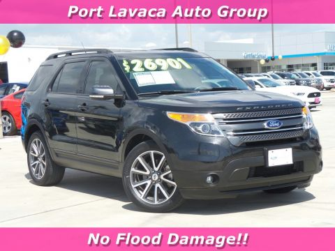 Used Ford Explorer XLT & Used Inventory | Cars Trucks and SUVs | Port Lavaca Ford | markmcfarlin.com