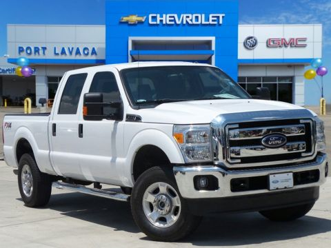 Used Ford Super Duty F-250 SRW XLT