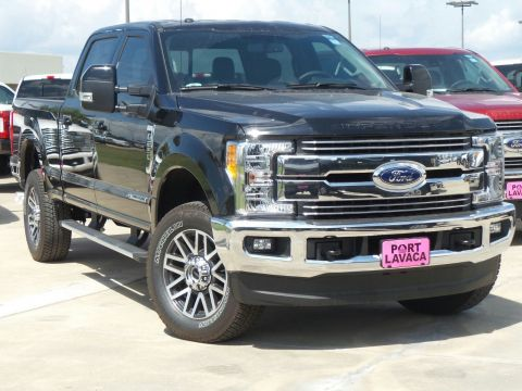 New Ford Super Duty F-250 SRW Lariat