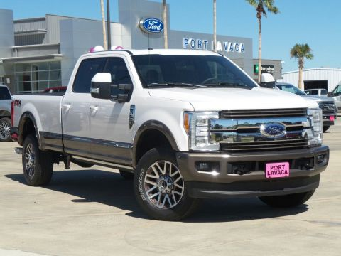 New Ford Super Duty F-350 SRW King Ranch