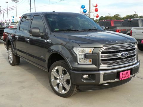 New Ford F-150 Limited