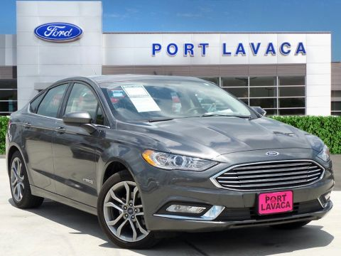 Certified Used Ford Fusion Hybrid SE
