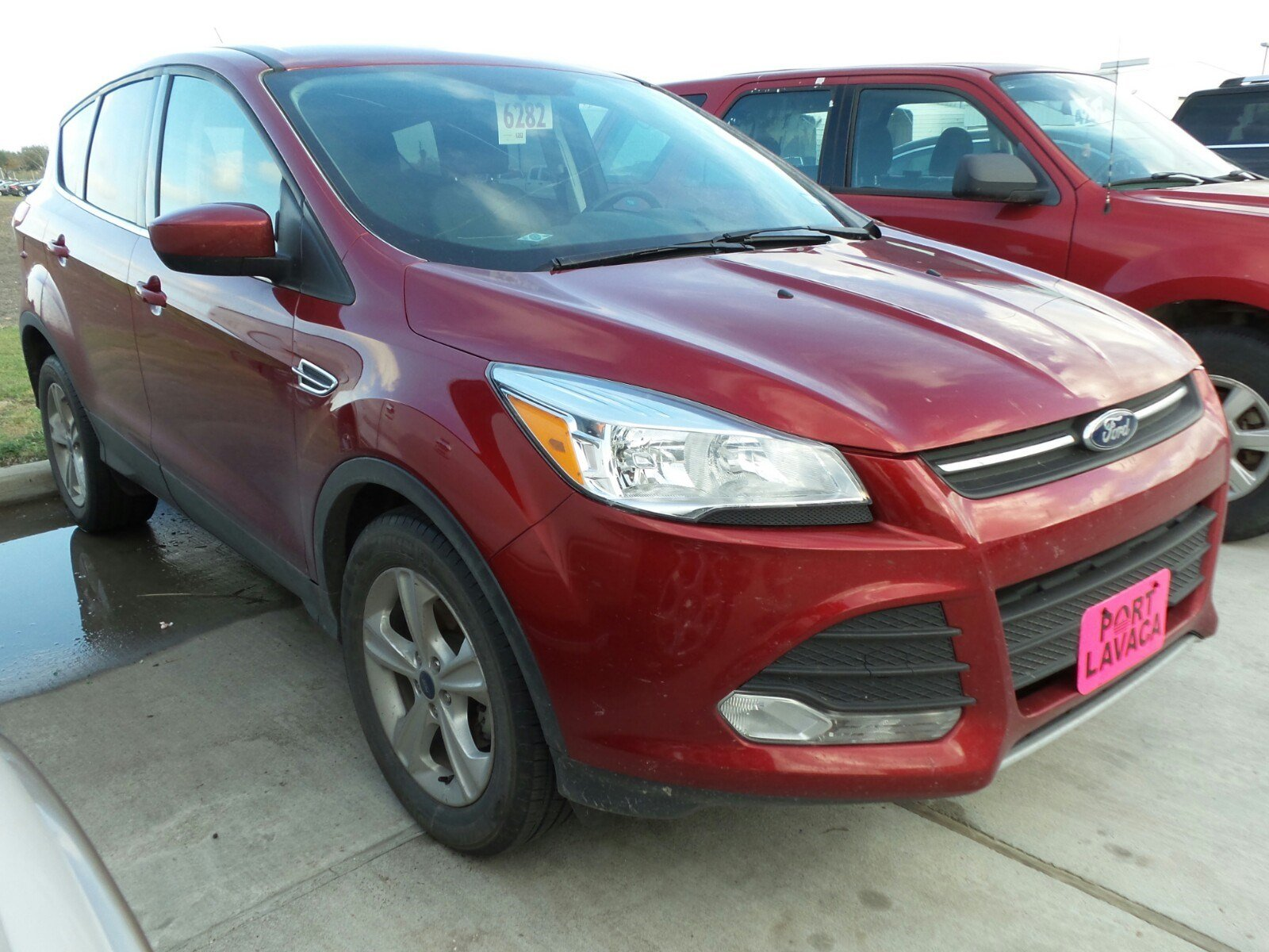 pre owned 2015 ford escape se sport utility in port lavaca fuc78412 port lavaca ford. Black Bedroom Furniture Sets. Home Design Ideas