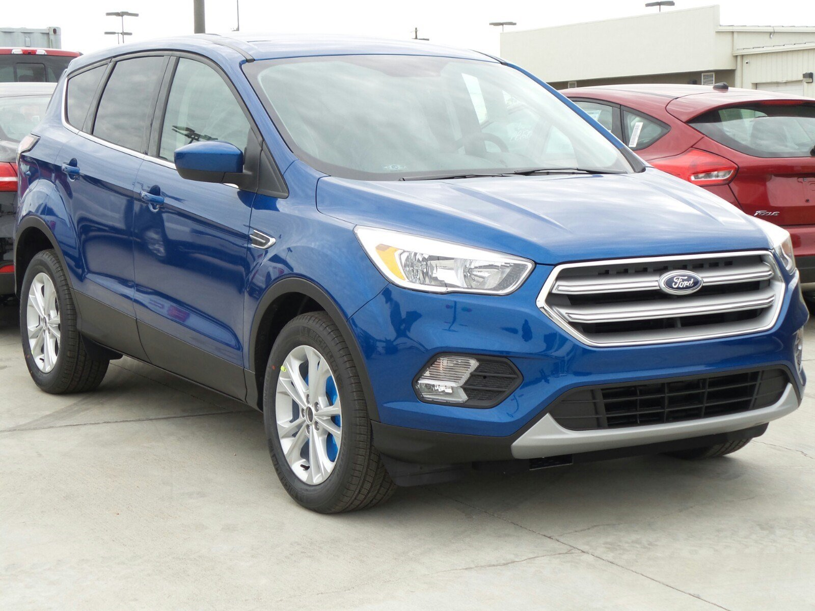 new 2017 ford escape se sport utility in port lavaca uc24559 port lavaca ford. Black Bedroom Furniture Sets. Home Design Ideas