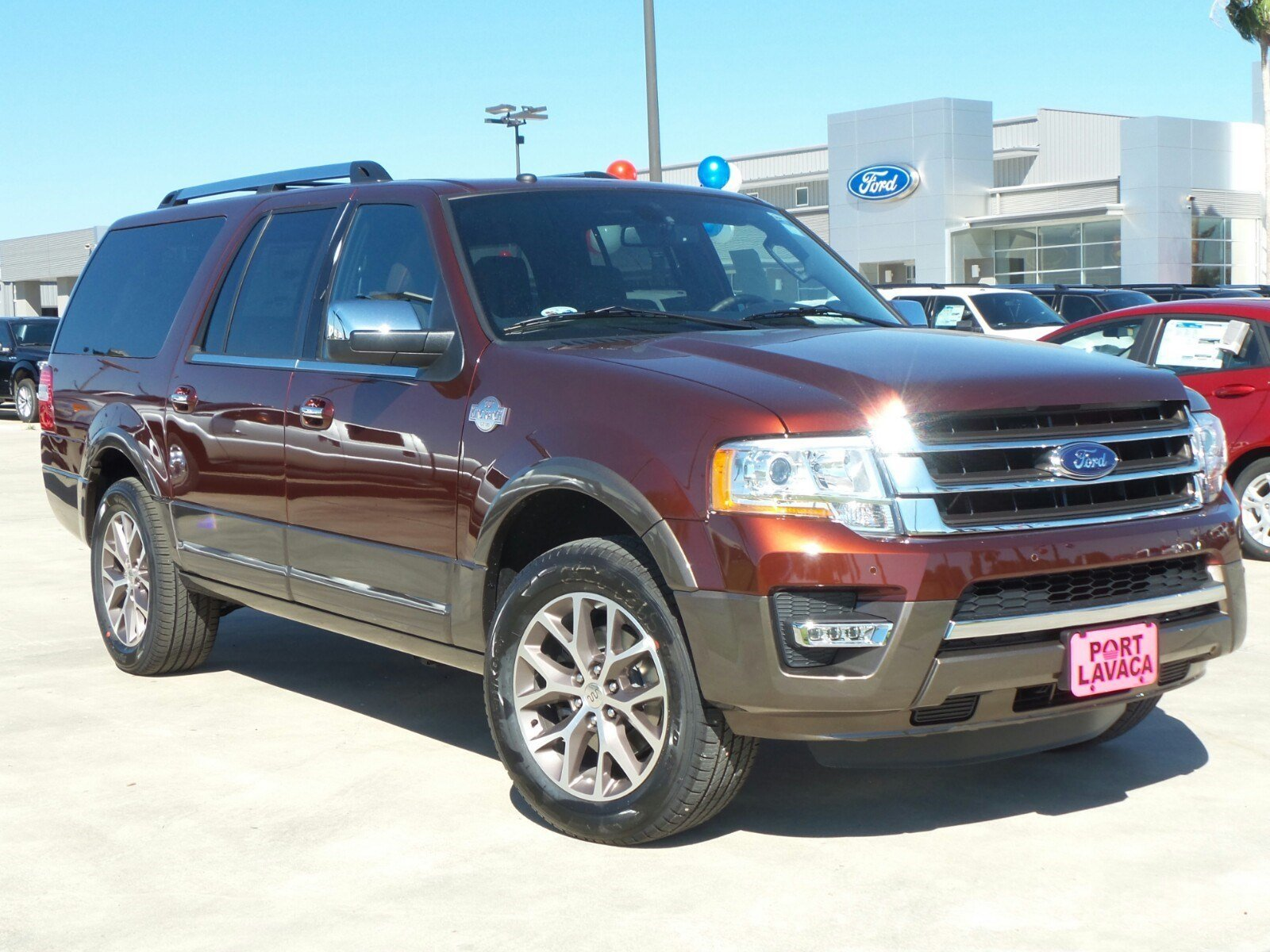 new 2017 ford expedition el king ranch sport utility in. Black Bedroom Furniture Sets. Home Design Ideas