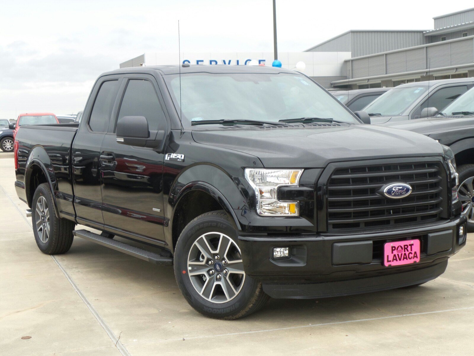new 2016 ford f 150 xlt extended cab pickup in port lavaca kg04408 port lavaca ford. Black Bedroom Furniture Sets. Home Design Ideas