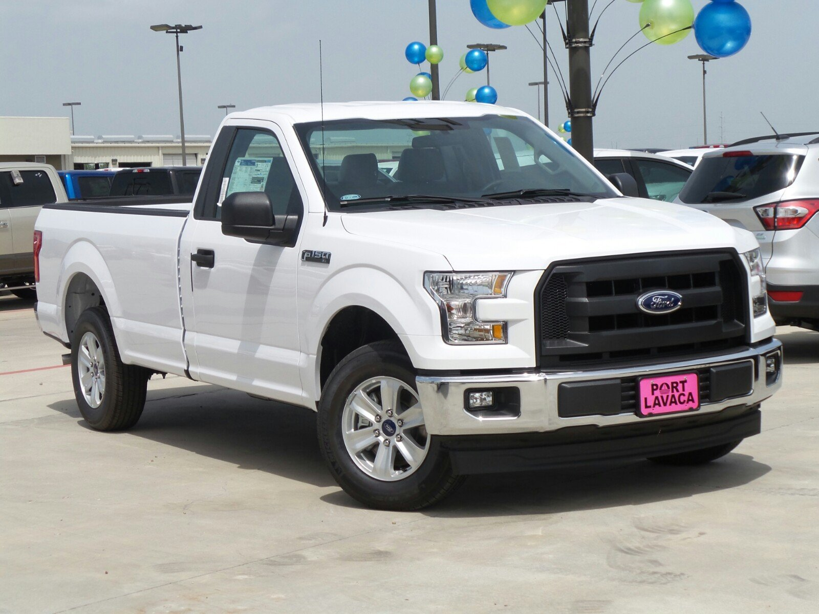 new 2017 ford f 150 xl regular cab pickup in port lavaca kd80640 port lavaca ford. Black Bedroom Furniture Sets. Home Design Ideas