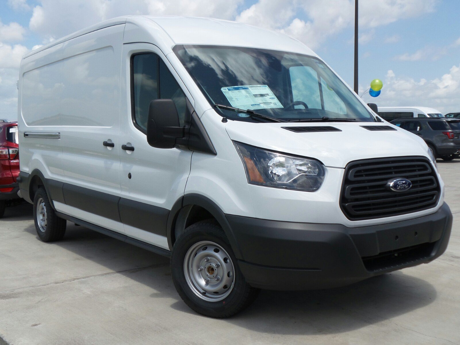 new 2017 ford transit van full size cargo van in port lavaca ka89281 port lavaca ford. Black Bedroom Furniture Sets. Home Design Ideas